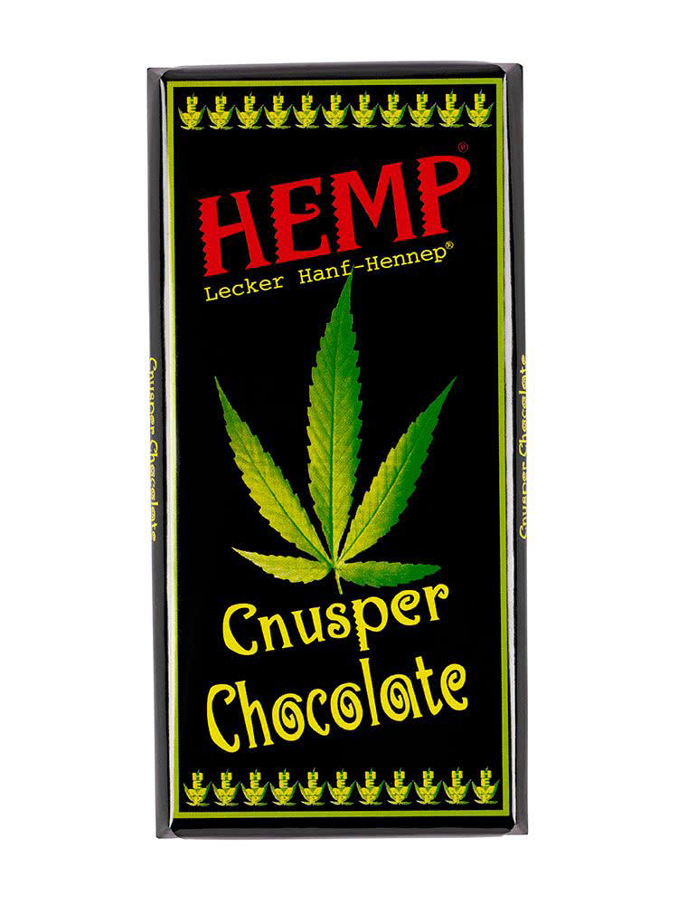 Hemp Cnusper Chocolate  100 g