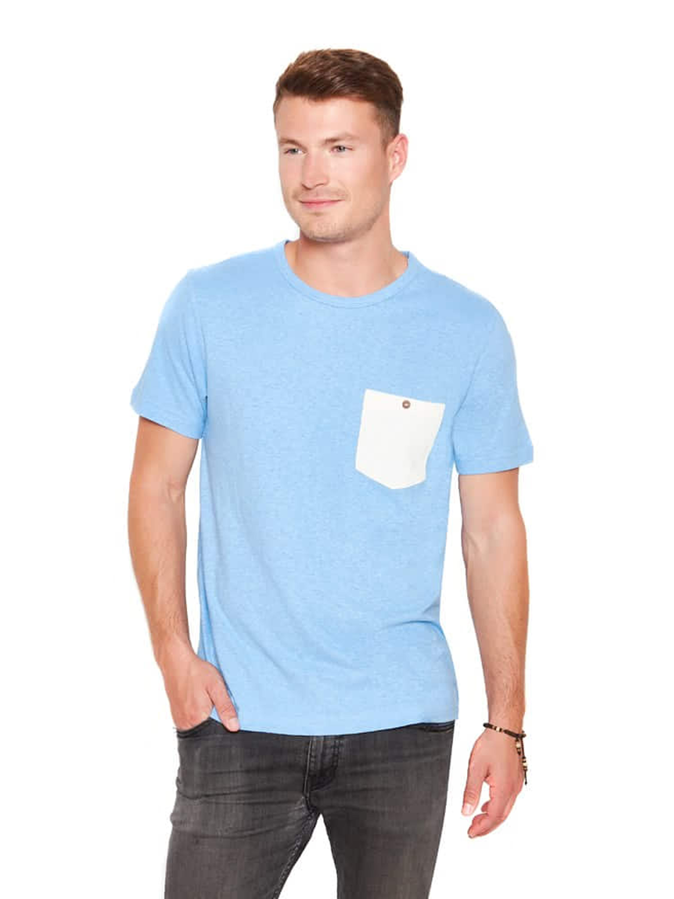 Light T-Shirt with Pocket