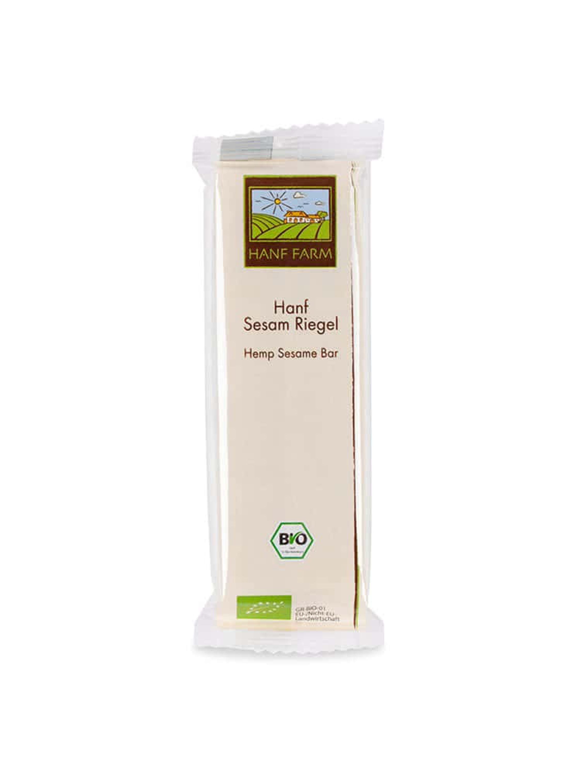 Organic Hemp Sesame Bar  1x25g