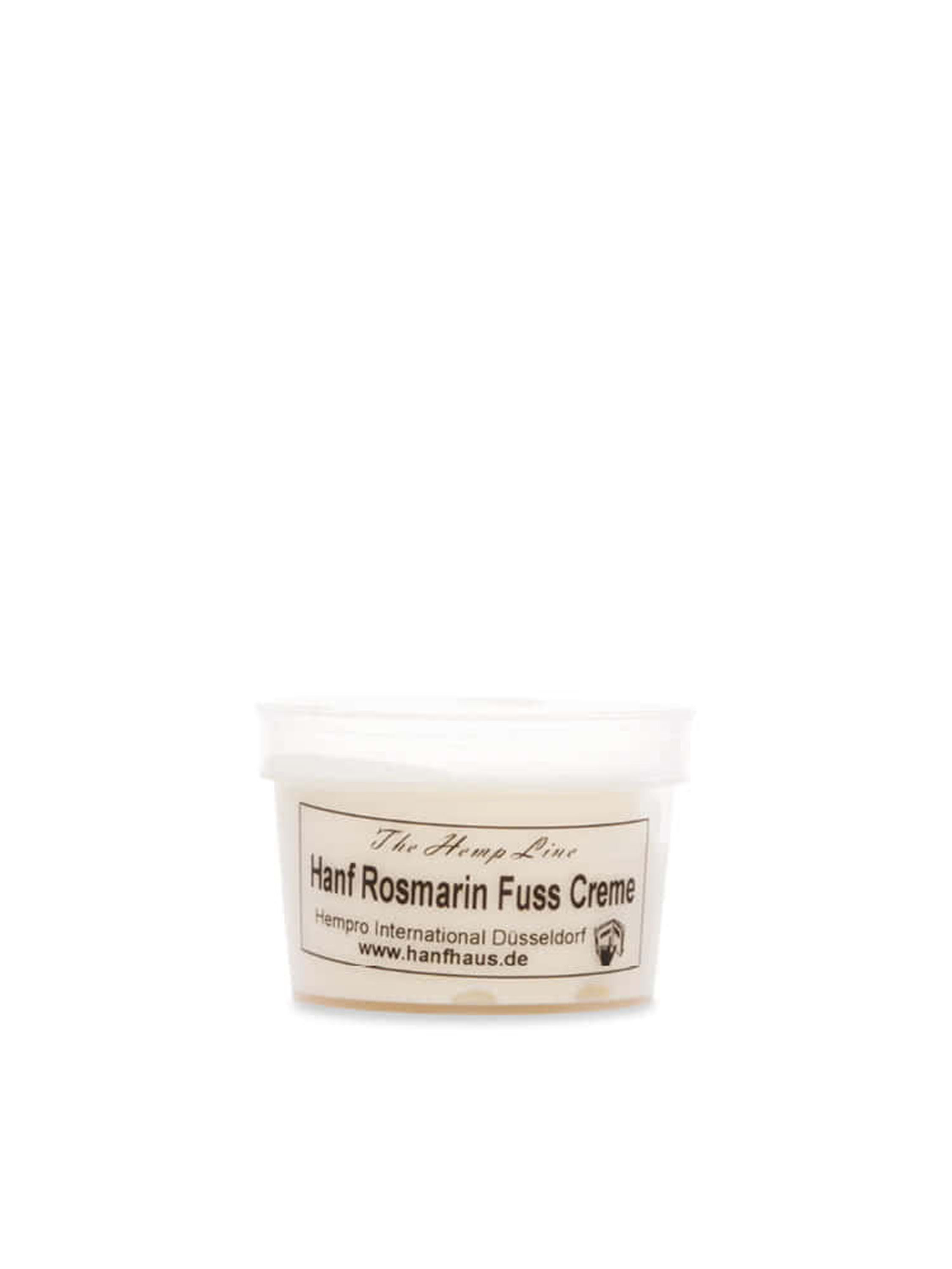 Mini Hemp  Rosemary Footcream 5 ml