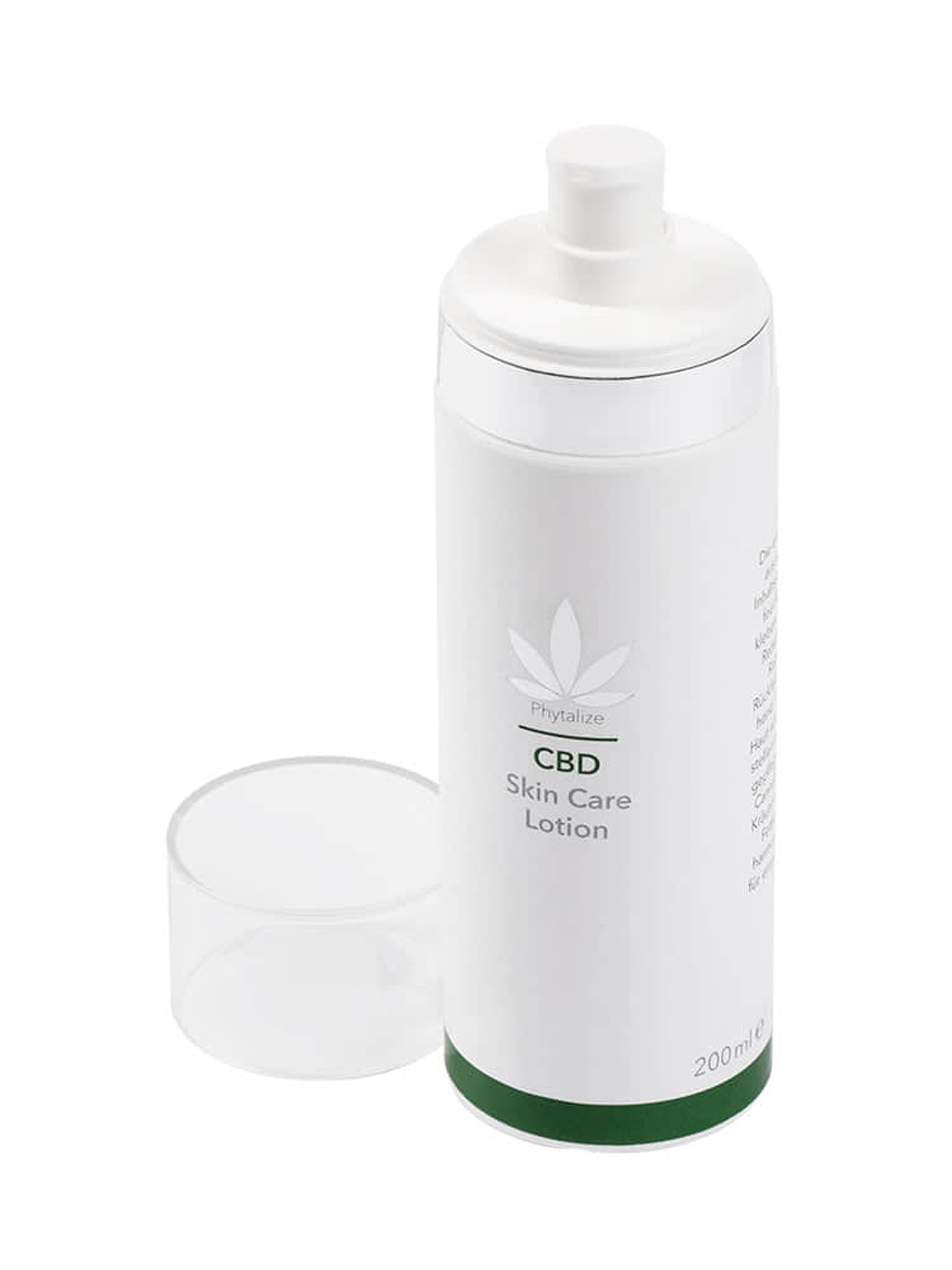 CBD Skin Care Lotion 200 ml