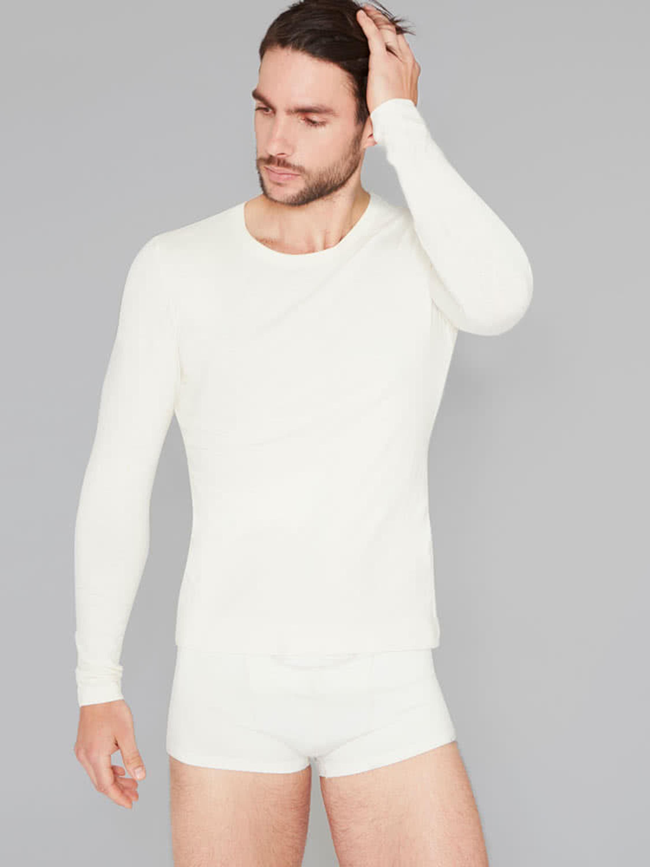 Enges Langarm-Shirt