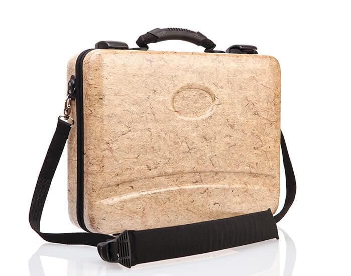 Hanf-Laptop-Koffer