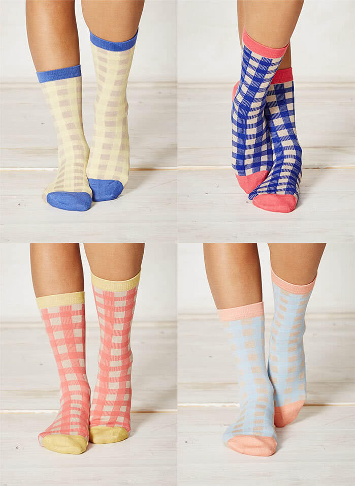 Peggy Sue Ladies Socks